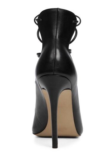 Bağcık Detaylı Stiletto Ayakkabı-Aldo
